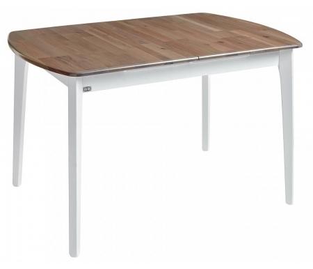 Стол Мебель Малайзии Jin E-HR3248R white / grey washed