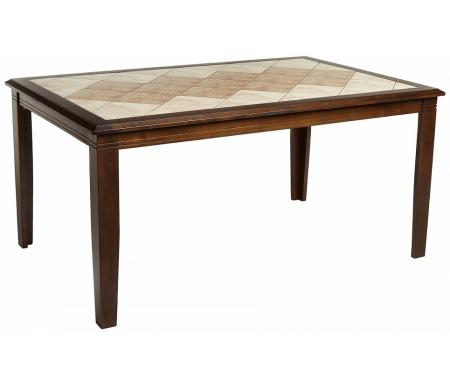 Купить Стол Мебель Малайзии, LT T09212HO honey oak K115 / плитка 2 тона