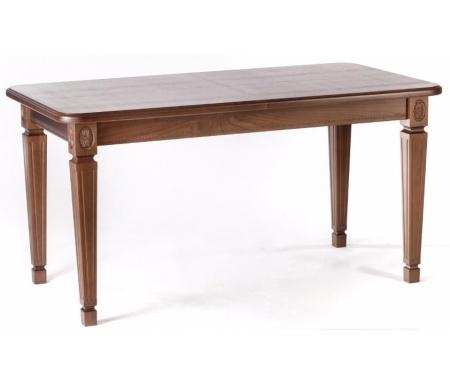 Купить Стол Мебелик, Меран 03 150 х 80 см орех