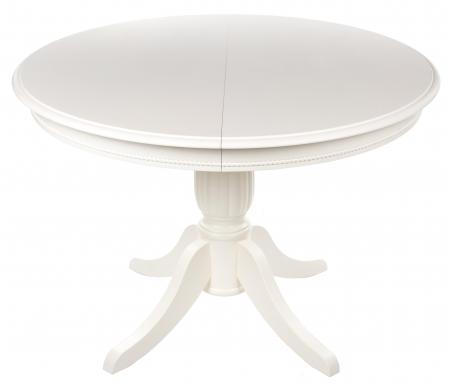 Стол обеденный Leonardo (Леонардо)Деревянные столы<br>Обеденный стол Леонардо выполнен в классическом стиле. Имеет удобный механизм раскладки бабочка. Витой кант, обвивающий столешницу, подчеркивает изысканность модели.<br>
