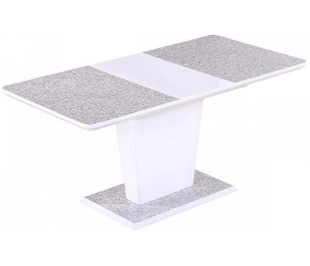 Купить Стол обеденный Мебель Малайзии, раскладной Toris 120 white 3808CD / MDF-1