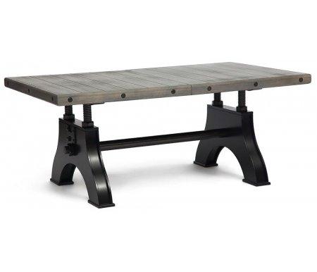 Купить Стол обеденный Тетчер, раздвижной Secret De Maison Chevalet mod. 4290-30 античный серый