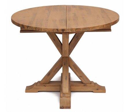 Купить Стол обеденный Тетчер, Secret De Maison Avignon mod. PRO-D05-ROUND натуральный с патиной