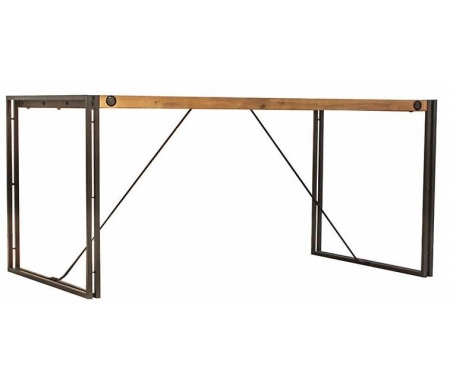Стол обеденный Тетчер, Secret De Maison CITY mod CTY D04-160 коричневый дым  - Купить
