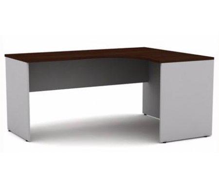 Стол СА-4Деревянные столы<br>Стол СА-4 входит в коллекцию офисной мебели Imago. <br>Представленная модель имеет несколько цветовых вариантов исполнения, а также правостороннюю и левостороннюю конфигурацию. <br>  <br> <br> <br>Дополнительно к столу Вы можете приобрести экран, подставку под системный блок, полку для клавиатуры и приставку, подробности уточнять у менеджера.<br><br>Цвет: Груша ароза<br>Цвет: Ясень шимо<br>Цвет: Французский орех<br>Цвет: Венге<br>Цвет: Клен<br>Длина: 160 см<br>Ширина: 120 см<br>Высота: 75,5 см<br>Материал: ЛДСП<br>Цвет: груша, орех, ясень, клен / металлик, венге / металлик