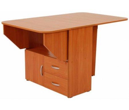 Стол-тумба вишня оксфордДеревянные столы<br>Ножки стола-тумбыизготовлены из ламинированного ДСП (16 мм) с кромкой ПВХ (0,4 мм).<br>Столешница, выполнена из ламинированного ДСП толщиной 16 мм, покрытой кромкой ПВХ (1,0 мм). Ящики оснащены роликовыми направляющими. Конструкция этого стола позволяет размещать эту модель стола в любом помещении. <br>   <br>    <br>   <br>    Стол поставляется в разобранном виде (1 упаковка).<br><br>: None