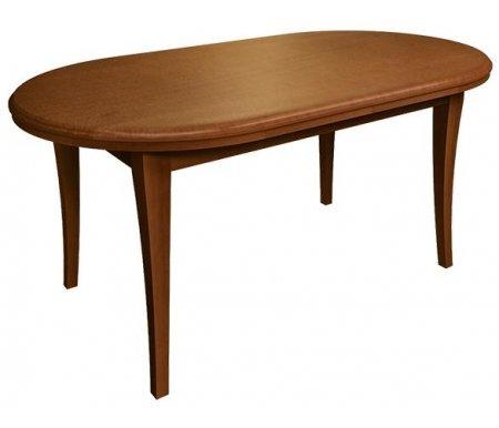 Стол Вивальди Т3 С-323Деревянные столы<br>Обеденный стол Вивальди Т3 выполнен в классическом стиле. <br>Подстолье и ножки изготовлены из массива бука, столешница выполнена из МДФ, покрытого шпоном.<br>