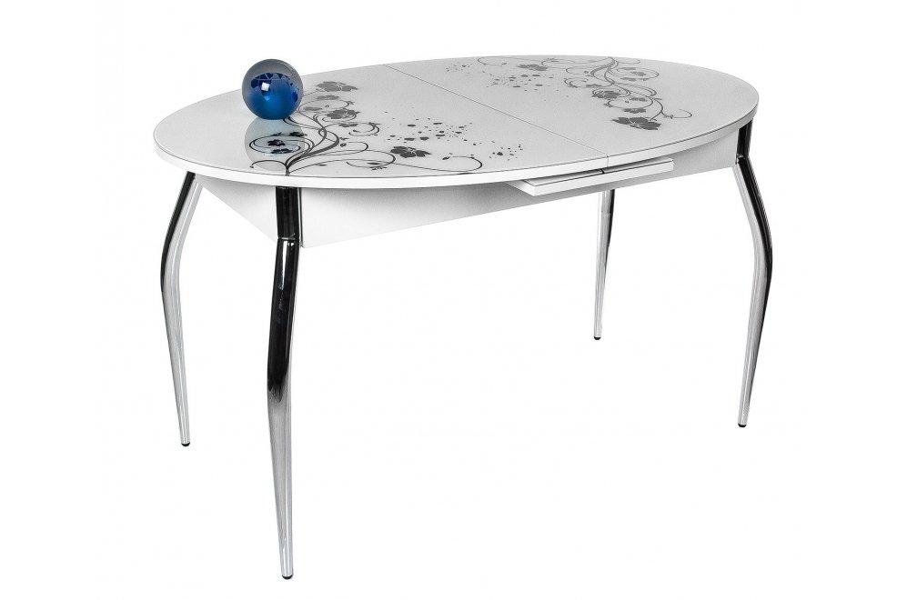 Обеденный стол Фелиция белый