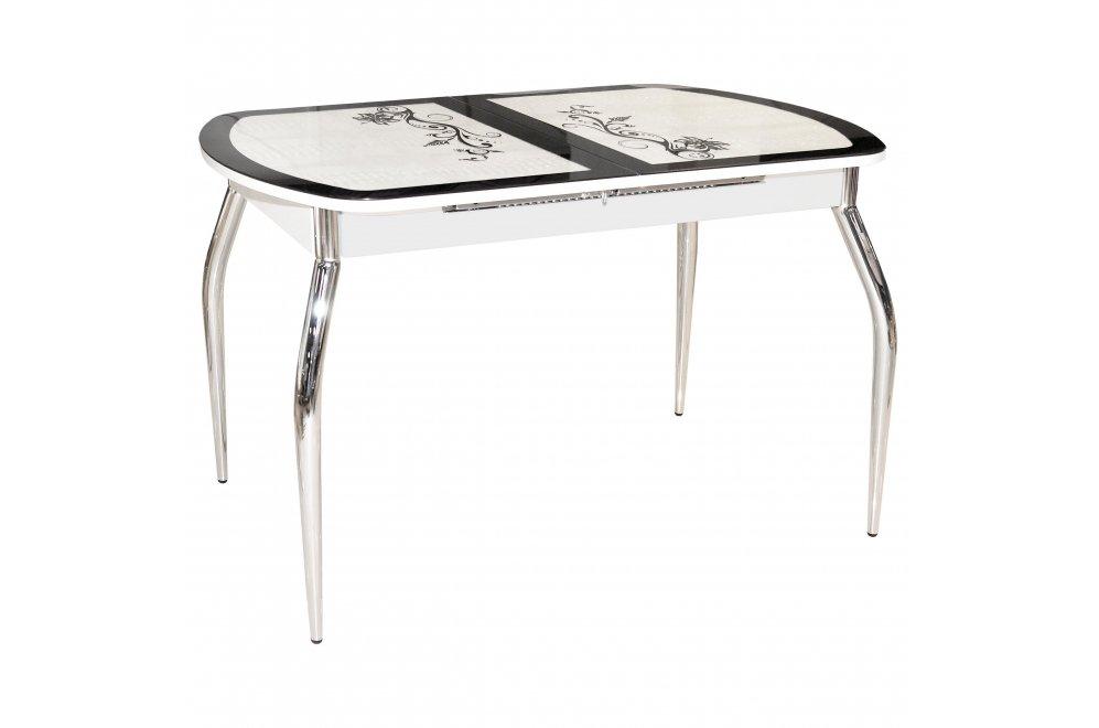Обеденный стол Флоренция черный