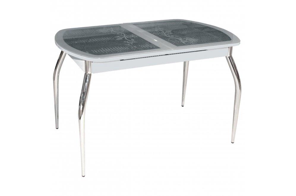 Обеденный стол Флоренция серебро