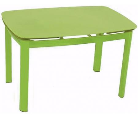 Стол 6236C green / greenСтеклянные столы<br><br>