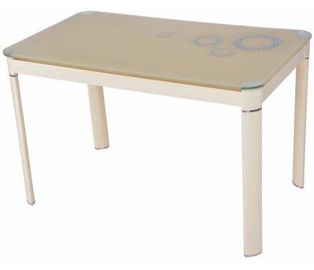 Стол B-12 (C) beigeСтеклянные столы<br><br>