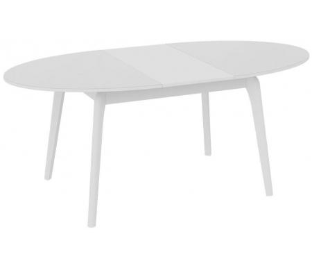 Купить Стол обеденный Трия, раздвижной Марсель СМ(Б)-102.01.12(1) белый