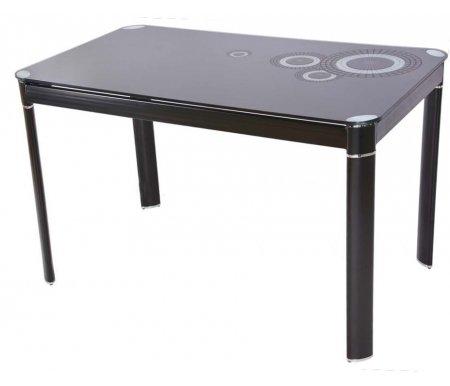 Стол S12 blackСтеклянные столы<br><br>