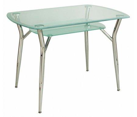 Стол стеклянный А6ССтеклянные столы<br><br><br>Длина: 105 см<br>Ширина: 70 см