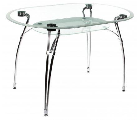 Стол стеклянный А7ОСтеклянные столы<br><br><br>Длина: 120 см<br>Ширина: 80 см