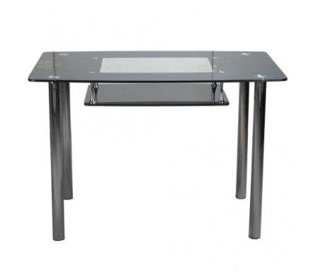 Стол T618-A blackСтеклянные столы<br><br>