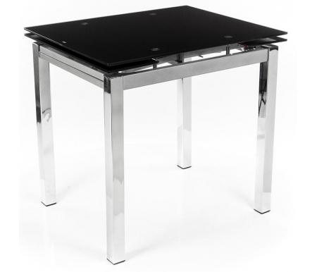 Здесь можно купить TB017-26 черный  Стол раскладной Woodville Стеклянные столы