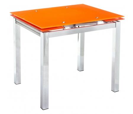 Здесь можно купить TB017-26 оранжевый  Стол Woodville Стеклянные столы