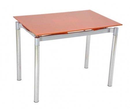 Стол TL-1128A оrange (18007)Стеклянные столы<br><br>