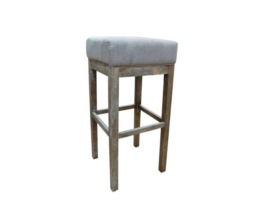 Барный стул KY-3158-OAK-GR