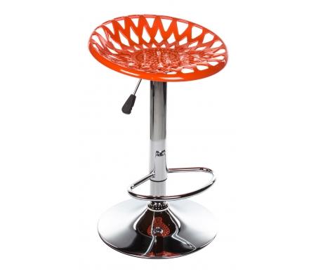 Купить Барный стул Woodville, Fly оранжевый, Китай