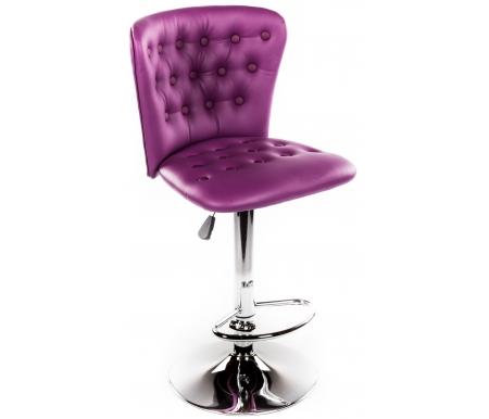 Барный стул Gerom фиолетовый Woodville