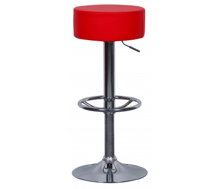 Барный стул Punto Ring T-355 красныйБарные стулья<br><br>