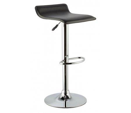 Стул барный Walter черныйБарные стулья<br>Имеется регулировка высоты (газлифт) 65 см - 85 см. <br>Допустимая нагрузка 100 кг.<br><br><br>  <br><br><br>Диаметр основания: 38,5 см.<br>
