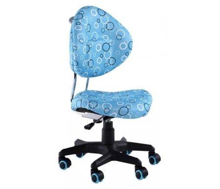 Детское компьютерное кресло SST5 blueКомпьютерные кресла<br>Материал каркаса: металл, пластик. <br>Материал сиденья: ткань.<br>