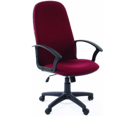 Компьютерное кресло 289 New бордовоеКомпьютерные кресла<br>Материал подлокотников: пластик. <br>Материал крестовины: пластик.<br> <br>Материал обивки:ткань SL.<br> <br>Механизм качания: есть.<br>
