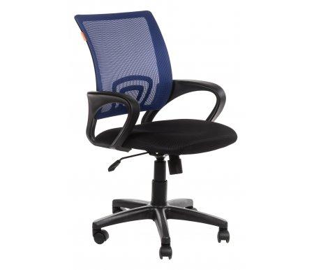 Компьютерное кресло 696 Сетчатый акрил DW-61Компьютерные кресла<br>Материал подлокотников: пластик<br> <br>Материал крестовины: пластик<br> <br>Материал обивки: ткань / сетчатый акрил<br>