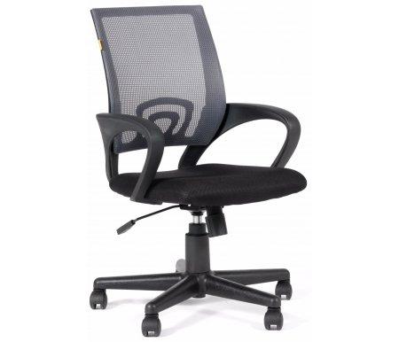 Компьютерное кресло 696 Сетчатый акрил DW-63Компьютерные кресла<br>Материал подлокотников: пластик<br> <br>Материал крестовины: пластик<br> <br>Материал обивки: ткань / сетчатый акрил<br>
