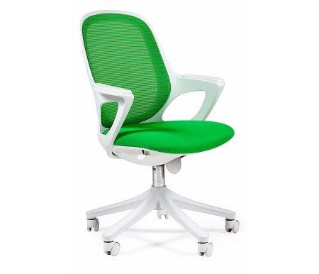 Компьютерное кресло 820 white Акрил SW-05Компьютерные кресла<br>Материал подлокотников: пластик.<br> <br>Материал крестовины : пластик.<br>