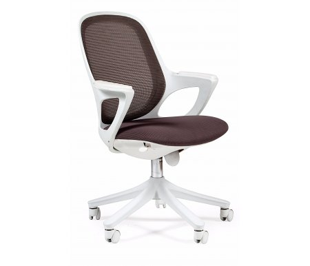Компьютерное кресло 820 white Акрил SW-06Компьютерные кресла<br>Материал подлокотников: пластик.<br> <br>Материал крестовины : пластик.<br>