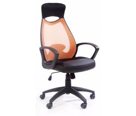 Компьютерное кресло 840 black DW-05Компьютерные кресла<br>Компьютерное кресло 840 комплектуется: <br><br> - механизмом регулировки жесткости качания; <br><br> - механизмом регулировки кресла по высоте; <br><br> - механизмом фиксации кресла в рабочем положении;<br><br><br>- материал подлокотников: пластик;<br><br>- материал крестовины: пластик.<br>