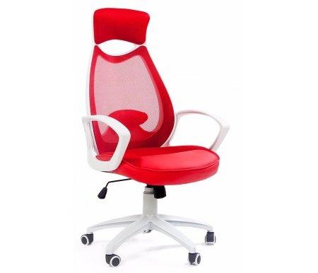 Компьютерное кресло 840 white, Красный (SW03 / PU61) / DW-03Компьютерные кресла<br>Компьютерное кресло 840 комплектуется: <br><br> - механизмом регулировки жесткости качания; <br><br> - механизмом регулировки кресла по высоте; <br><br> - механизмом фиксации кресла в рабочем положении.<br><br>Максимальная нагрузка: 120 кг