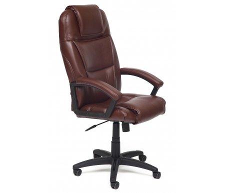 Купить Компьютерное кресло Тетчер, Bergamo (Бергамо) коричневый 2 tone