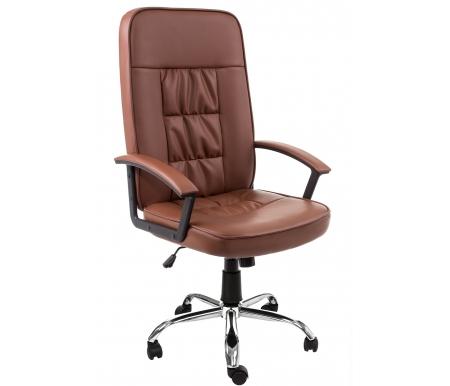 Купить Компьютерное кресло Woodville, Bravo коричневое, Китай, коричневый