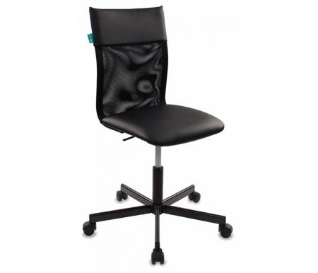 Компьютерные кресла Бюрократ CH-1399 / Black бежевое / черное  Компьютерное кресло Бюрократ