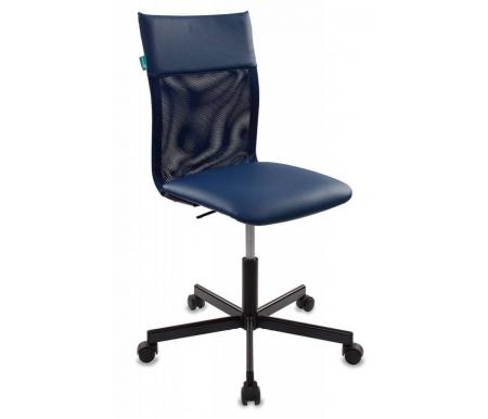 Купить Компьютерное кресло Бюрократ, Бюрократ CH-1399 / Blue синее, Россия, синий