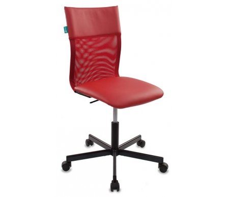 Компьютерные кресла Бюрократ CH-1399 / Red красное  Компьютерное кресло Бюрократ