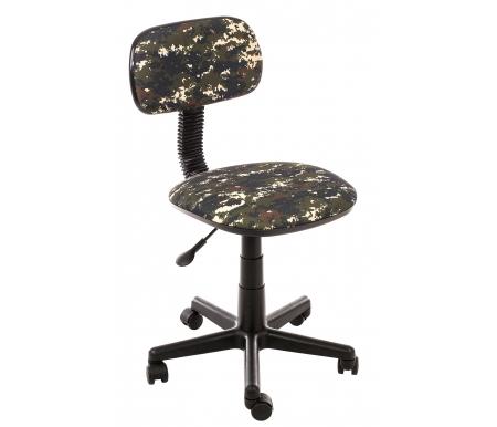 Купить Компьютерное кресло Бюрократ, Бюрократ CH-201NX / Military зеленое, Россия, зеленый