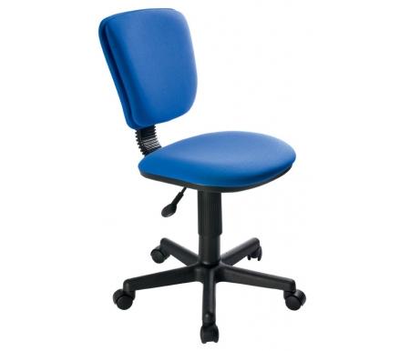 Купить Компьютерное кресло Бюрократ, Бюрократ CH-204NX / 26-21 синее, Россия, синий