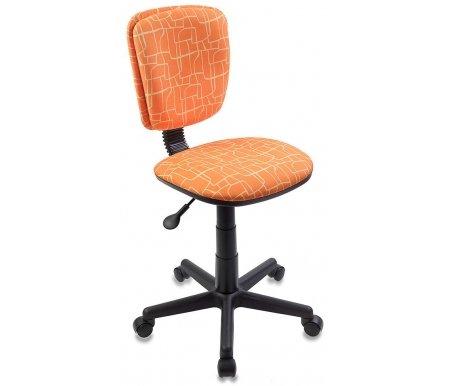 Компьютерное кресло Бюрократ, Бюрократ CH-204NX/Giraffe оранжевый жираф, Россия  - Купить