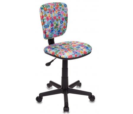 Купить Компьютерное кресло Бюрократ, Бюрократ CH-204NX/Mark-LB голубой марки, Россия