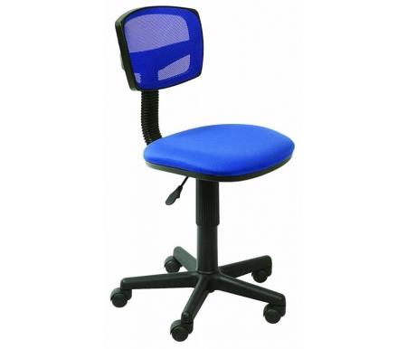 Купить Компьютерное кресло Бюрократ, Бюрократ CH-299 / BL / 15-10 синее, Россия, синий