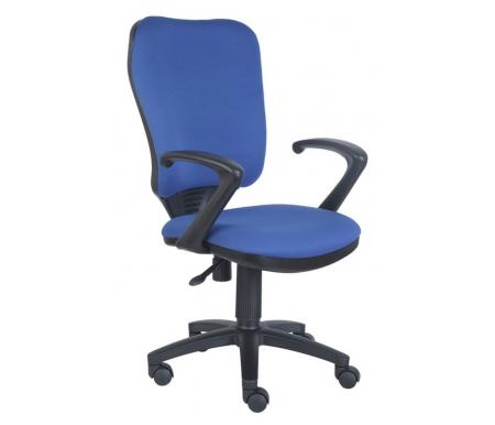 Купить Компьютерное кресло Бюрократ, Бюрократ CH-540AXSN / 26-21 синее, Россия, синий