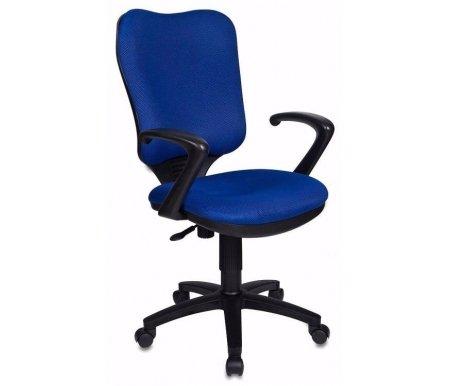 Купить Компьютерное кресло Бюрократ, Бюрократ CH-540AXSN / TW-10 синее, Россия, синий