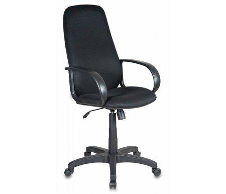 Компьютерные кресла Бюрократ CH-808AXSN / TW-11 черное  Компьютерное кресло Бюрократ